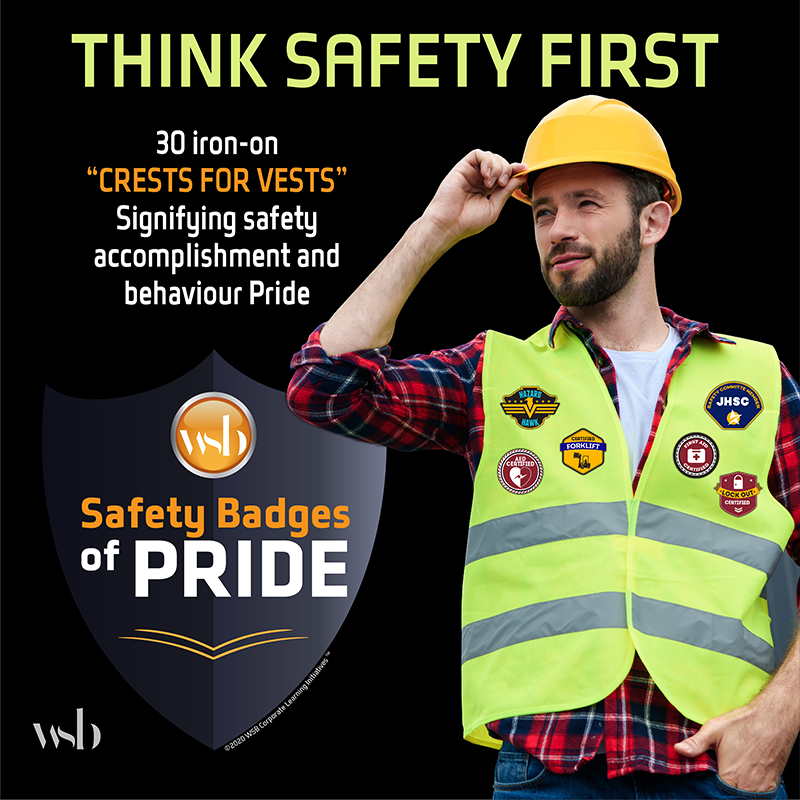 Safety Badges Logo