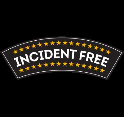 Incident Free